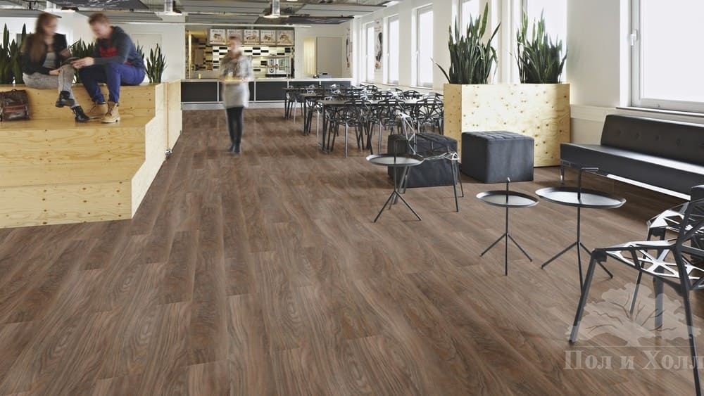 Виниловая плитка Forbo Effekta Professional 4023 P Weathered Rustic Oak PRO
